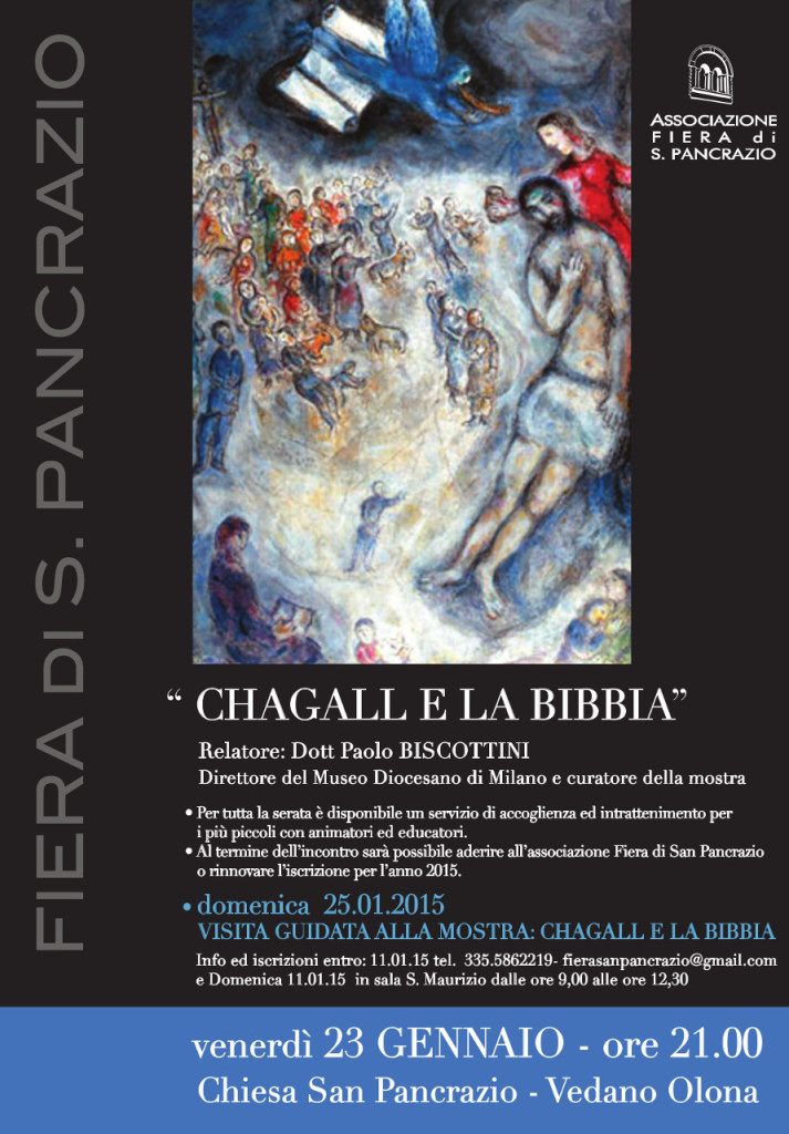 exe locandina Chagall A3
